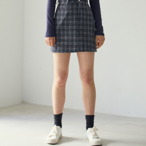 MO ROCKET SKIRT(NAVY)